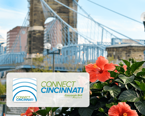 Get Connected, All Over Town, With Connect Cincinnati