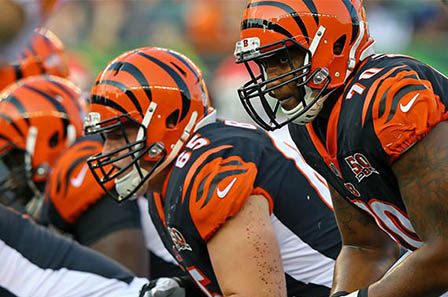 $10 Off Cincinnati Bengals Tickets!