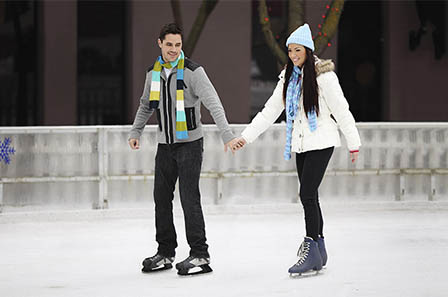 Fountain Square – Free Ice Skate Rental