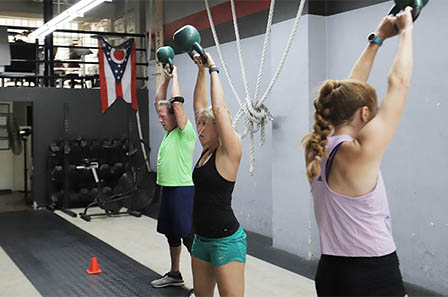 Save at Queen City Crossfit!