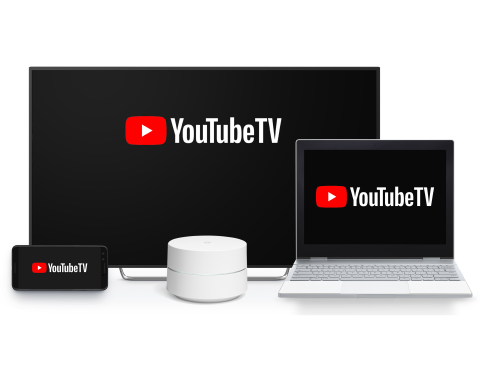 YouTube TV - Cable-free live TV.