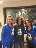 CincyGive Home t-shirt selfie - MIX