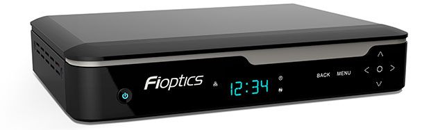 Fioptics Whole Home DVR