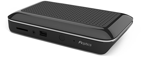 Fioptics HD DVR